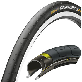 Continental Grand Prix GT Pneu 25 622, pliable, noir/transparent